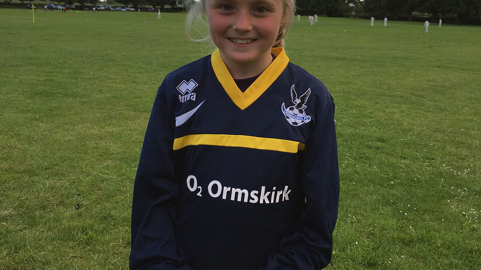 Ormskirk FC U9s Player Signs for Blackburn Rovers Ladies