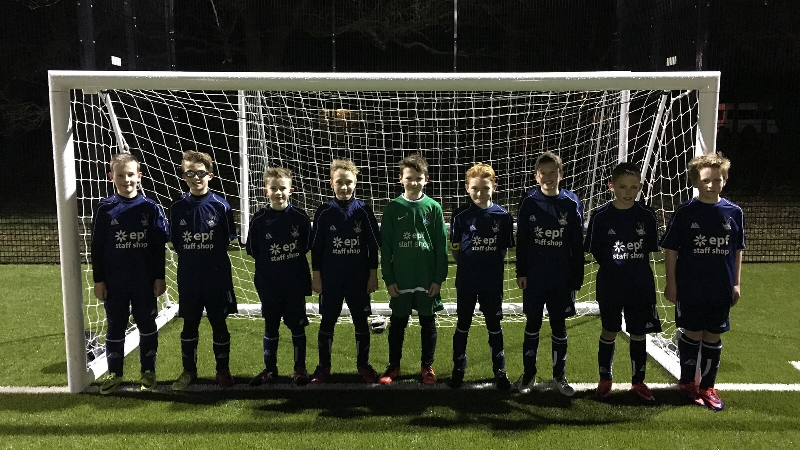 Ormskirk FC U10s Play against Preston North End at their Academy