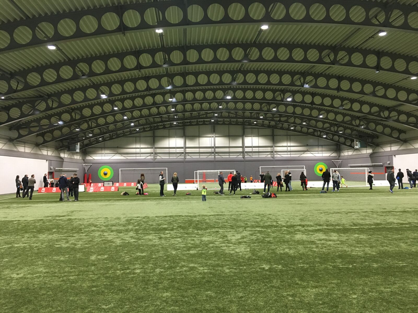Ormskirk FC Kidz visit the Liverpool FC Academy