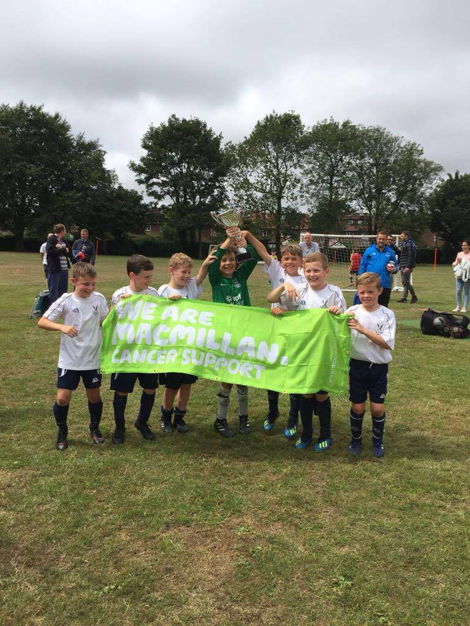 Ormskirk Charity Tournament for Macmillan Cancer Support