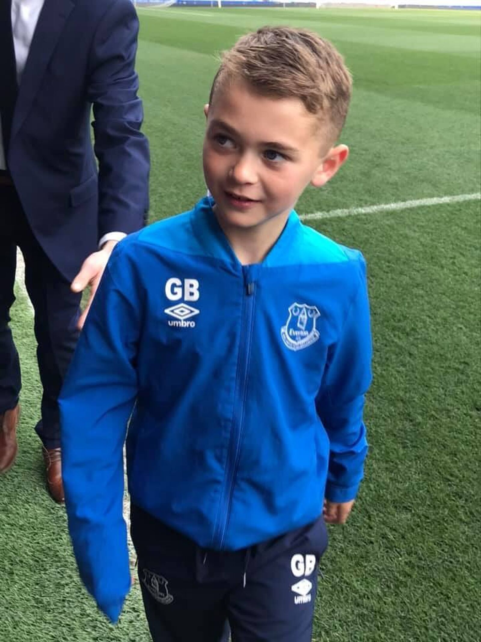 Ormskirk FC Under 8s Player Signs for Everton FC