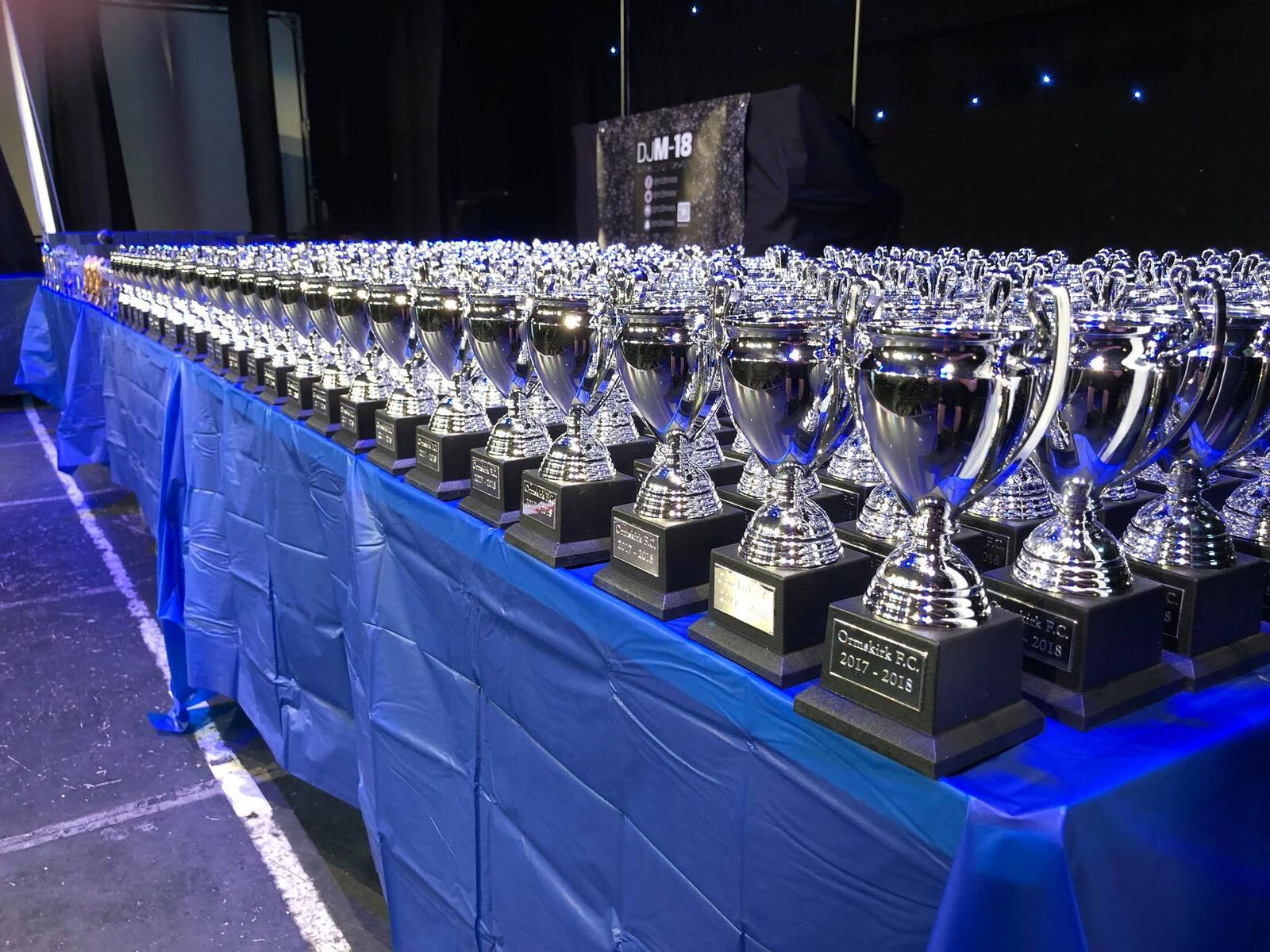 2017/18 Awards Presentations a Success Yet Again