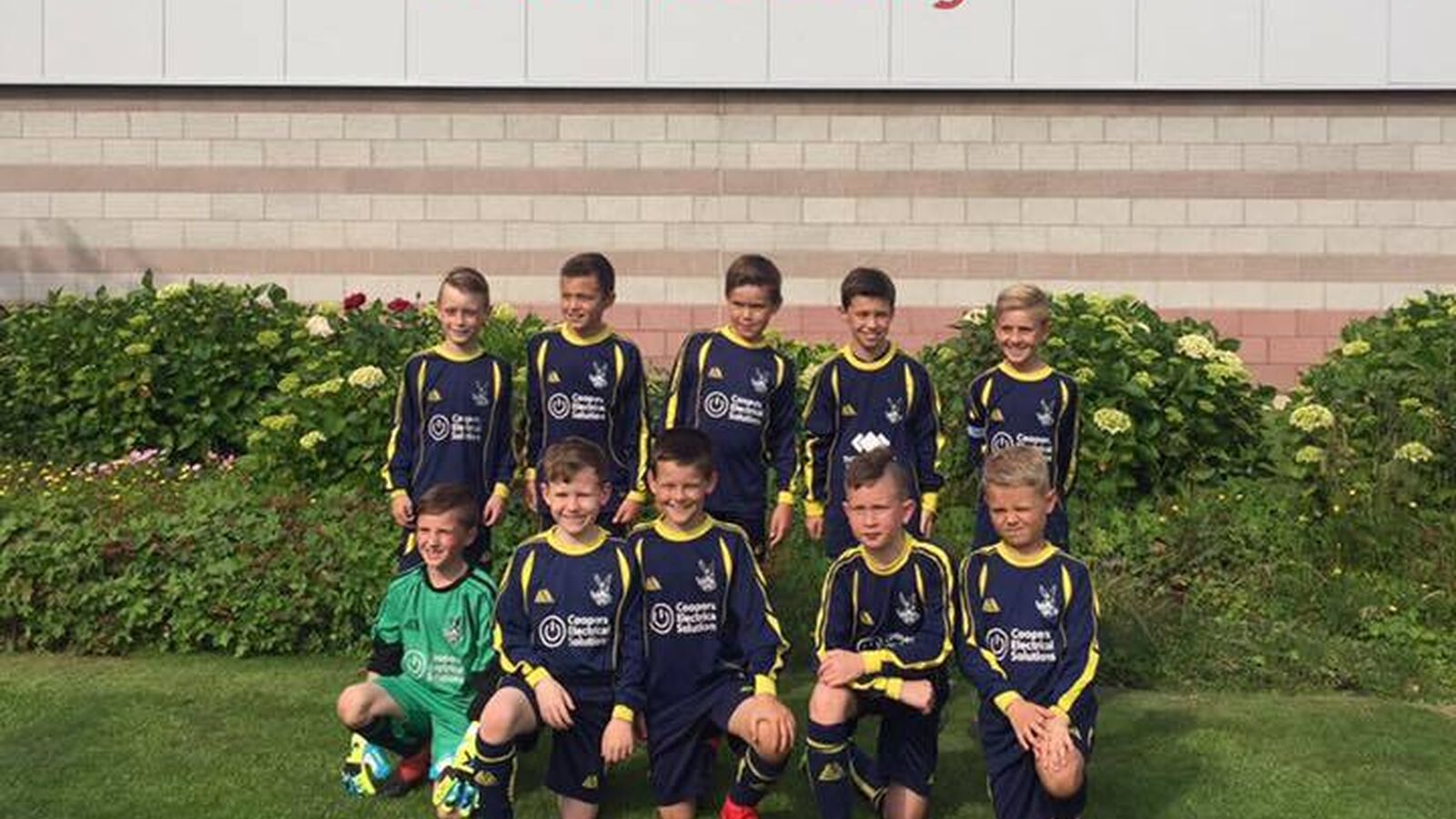 Ormskirk FC Under 9s take on Liverpool FC at the Academy
